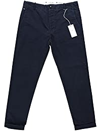 Closed Herren Atelier Tapered Stretched Chino Utility Navy