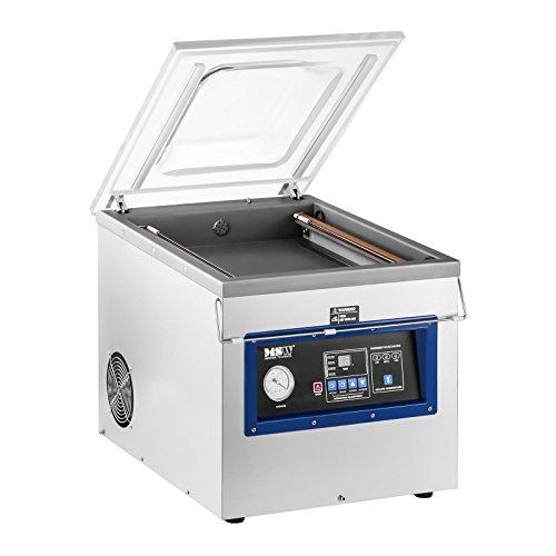MSW-VPM-900K - Envasadora al vacío con campana - 900 watt - 20 m³/h