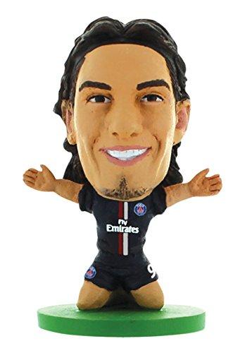 SoccerStarz Paris St  Germain Edinson Cavani Home Kit