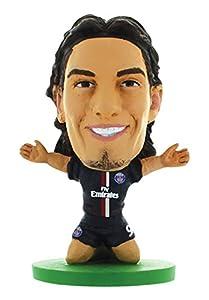 Desconocido SoccerStarz 202858 - Figura con Cabeza móvil (Creative Toys Company 202858) - Figura Head Edison Cavani París Saint-Germain