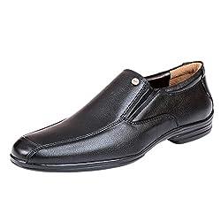 Liberty Mens Formal Black Shoes (08)