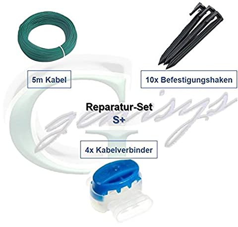Reparatur-Set S+ Husqvarna Automower 4** Kabel Haken Verbinder Reparatur Paket