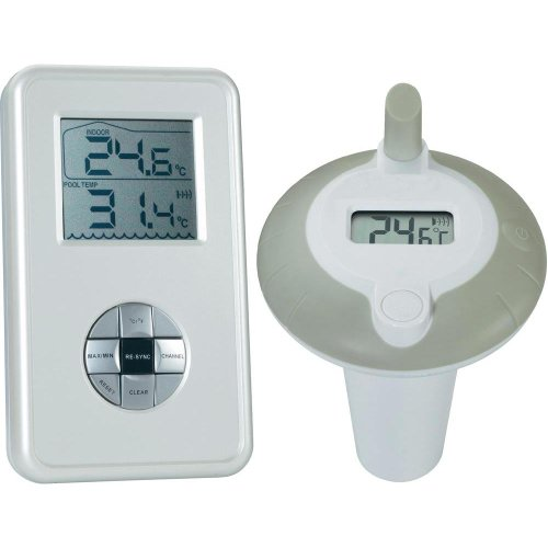 Funk-Poolthermometer