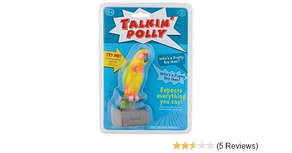 Tobar Talking Polly Mixed