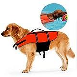 Ploopy Dog Lifejacket, Dog or Cat Life Preserver, Doggy Life Jacket, Pet Dog