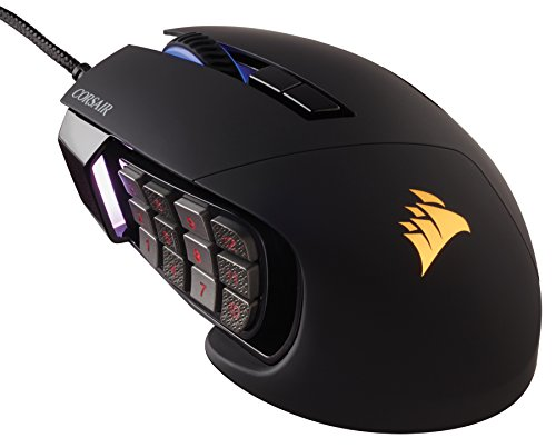 Corsair Scimitar Pro RGB Performance Optical Gaming Mouse