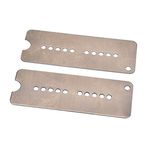 egelt Brücke + Hals Humbucker Pickups Set für E-Gitarre P90 Pickup ()