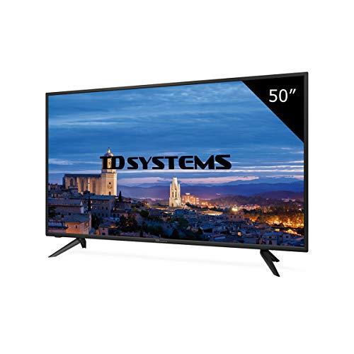 TD Systems k50dlh8°F-écran LED de 50' (Full HD, 3X HDMI, VGA, 2X USB Lecteur et...