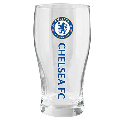 Team Unisex Pint Glass 43 Chelsea One Size