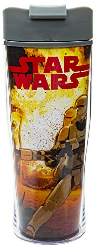 Star Wars Episode VII tasse thermo Kylo Ren & Stormtrooper