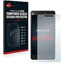 Savvies Protector Cristal Templado Xiaomi Mi 4C / Mi 4i Protector Pantalla Vidrio - Dureza 9H