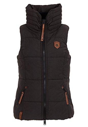 Naketano Female Jacket Hasenbergl Flavour Black, L
