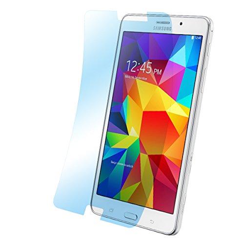 doupi UltraThin Schutzfolie für Samsung Galaxy Tab 4 (7,0 Zoll), matt entspielgelt optimiert Bildschirm Schutz (3x Folie in Packung)