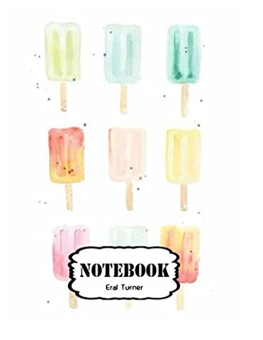 Notebook : Popsicle: Pocket Notebook Journal Diary, 120 pages, 8.5
