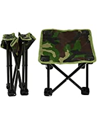Camping Bag Chair, Outdoor Portable Lightweight Picnic Barbecue Sketch Tabouret de pêche