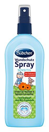 Bübchen Wundschutzspray, 2er Pack (2 x 100 ml)