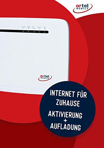Ortel Mobile Spot Bundle 40GB Internet_Router