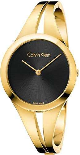 Calvin Klein Women's Analogue Quartz Watch with Stainless Steel Strap K7W2M511