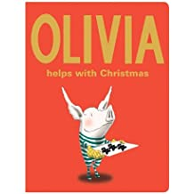 Olivia Helps with Christmas (Classic Board Books) by Ian Falconer (2013-10-01)