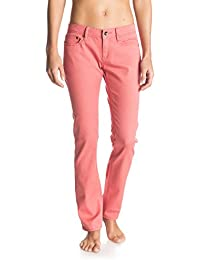 Roxy Suntrippers Jeans Faded Rose- Rosa Faded Rose Talla:28