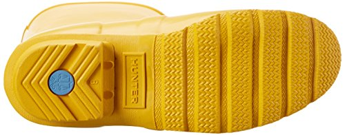 Hunter Damen Original Short Wellington Boots Gummistiefel Gelb (Yellow)