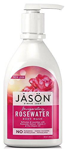 JASON Invigorating Rosewater Body Wash 887ml lowest price