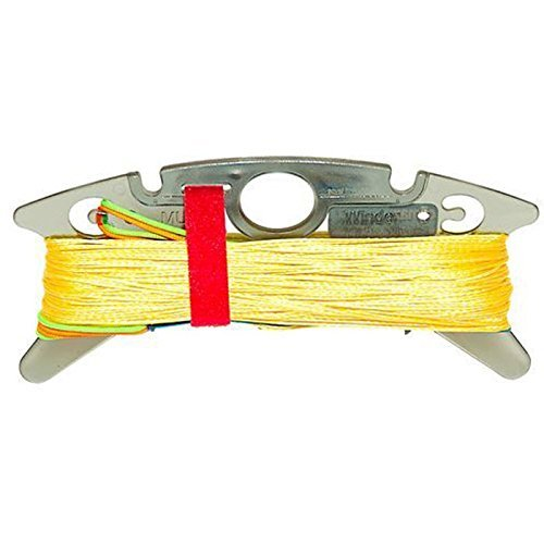 elliot 1012479 Dyneema-Winderset, Powerline Yellow 100 daN, 2 x 30 m -