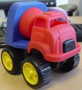 Mini Construction Truck (Fob-mini)