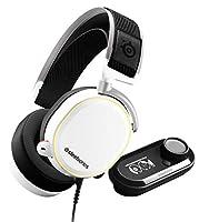 SteelSeries Arctis Pro GameDAC - Auriculares de Juego - Sonido de Alta resolución Certificado - C...