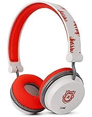 boAtKings XI Punjab Edition Rockerz400 Bluetooth Wireless Headphone (Red)