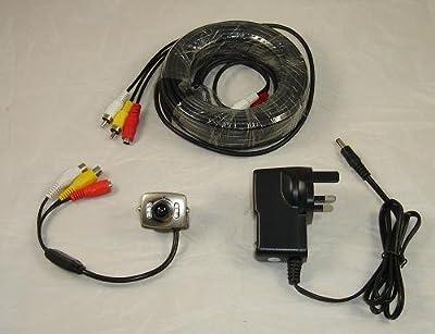 Bird - Hedgehog - Wildlife Camera Kit 25m - Cctv - Bird Box House Nester by LEEWAY WOODWORK
