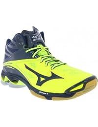 Mizuno Wave Lightning MID Z2 voleibol zapatos azul V1GA160502