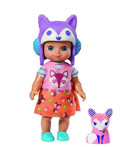 Zapf 920398 - Creation Mini CHOU CHOU Foxes Anny