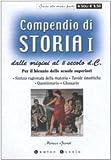 Compendio di storia. Dalle origini al II secolo d. C. Per il biennio delle scuole superiori: 1 (Newton scuola. Guide allo studio facile)