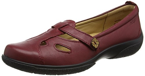 Hotter Women's Nirvana depicts Mary Jane's shoes, Red (Ruby), 7 UK 41...