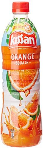 Kissan Orange Squash Bottle, 750ml
