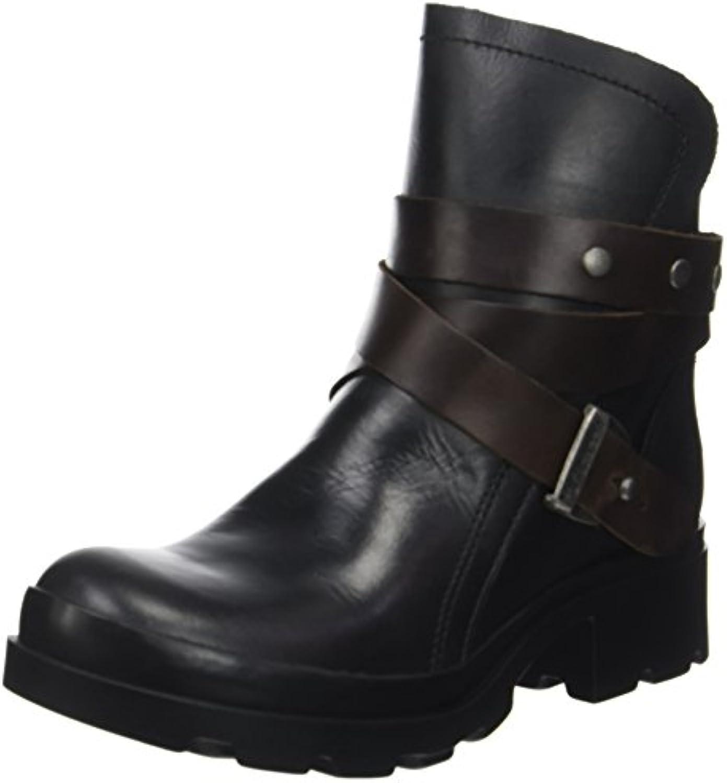Fly London Mok, Stivali da Motociclista Donna | | | modello di moda  | Gentiluomo/Signora Scarpa  328982
