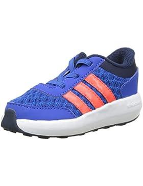 adidas Unisex Baby Cloudfoam Race Inf Sneaker