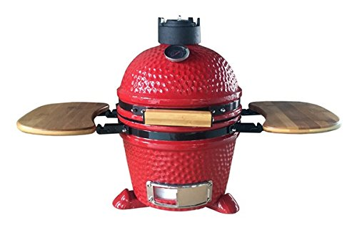 Red Devil Kamado Ceramic BBQ- 12