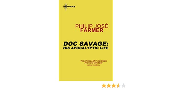 Doc savage his apocalyptic life ebook philip jose farmer amazon doc savage his apocalyptic life ebook philip jose farmer amazon kindle store fandeluxe Gallery