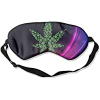 Weed Cannabis Art 99% Eyeshade Blinders Sleeping Eye Patch Eye Mask Blindfold For Travel Insomnia Meditation preisvergleich bei billige-tabletten.eu