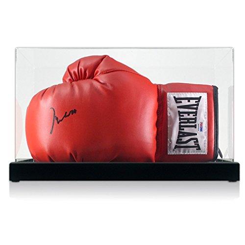 Muhammad Ali Boxhandschuh Signed In der Rechtssache Display (PSA DNA 3A96864) Ali Boxhandschuhe