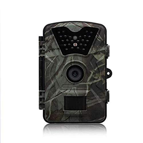 HYCy Jagdkamera 12MP 1080P 2,4-Zoll-Bildschirm Outdoor Wild Animal Kamera Ultra HD wasserdichte Infrarot Nachtlicht Überwachungskamera