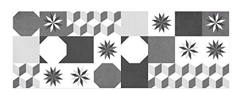 laroom-14173-alfombra-vinilica-de-cocina-baldosas-loft-140-cm-color-negro-y-gris