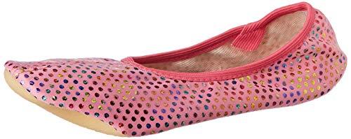 Beck Damen Punkt Multi Gymnastikschuhe, Pink (Pink 06), 42 EU