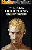 Duocarns - Liebe hat Klauen: Fantasy Roman   Paranormale Romanze   Abenteuerroman Erwachsene (Duocarns Fantasy-Serie 5)