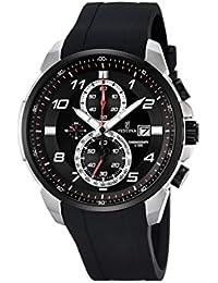 Festina Herren-Armbanduhr Chronograph Quarz Plastik F6841/2