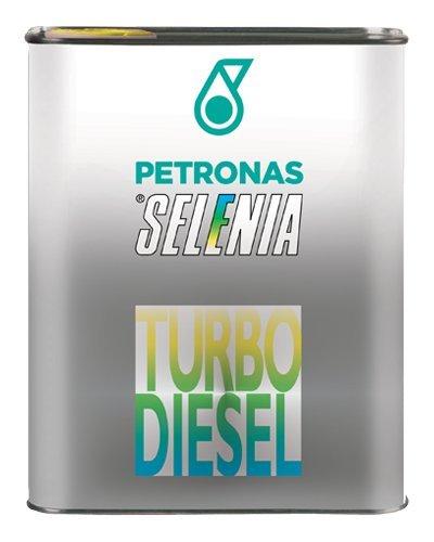 PETRONAS SELENIA TURBO DIESEL 10W-40, Litri 2