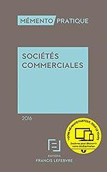 Mémento Sociétés commerciales 2016