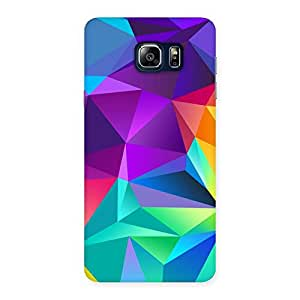 Neo World Abstract Texture Colors Back Case Cover for Galaxy Note 5